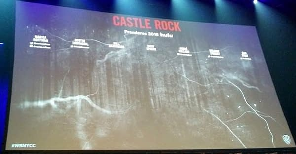 Castle Rock: Cast & Producers Talk Hulu's Stephen King Series @ NYCC