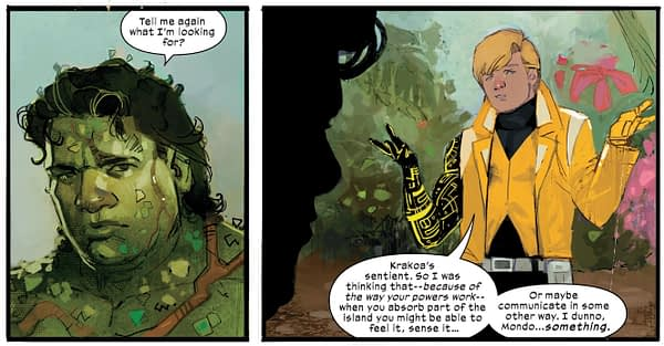 Something is Rotten About Krakoa in New Mutants #1 [Spoilers]