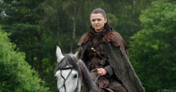 Game of Thrones Season 7 Spoilers Arya Needle