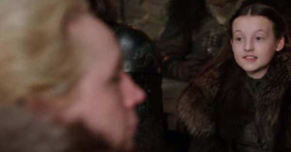 Game of Thrones Season 7 Spoilers Brienne and Lyanna Mormont