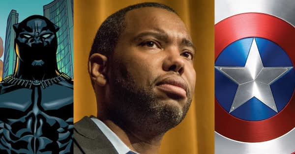 Ta-Nehisi Coates - The New Writer On Marvel Comics' Captain America?