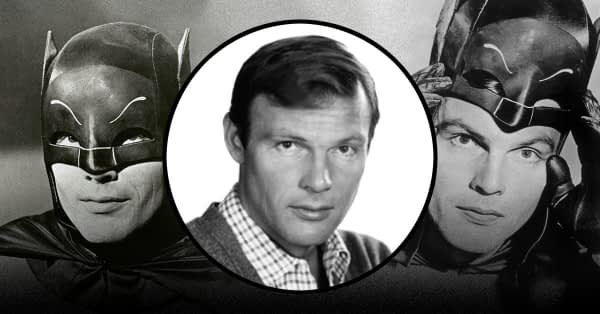 Thank You, Adam West - Tribute - Batman 1966 TV