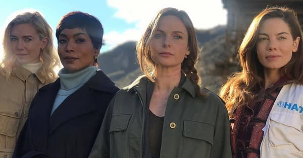 Women Of Mission: Impossible 6