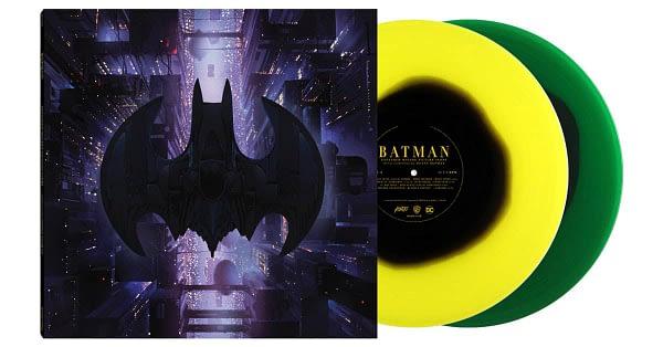 Mondo Vinyl Release Batman 1989 1