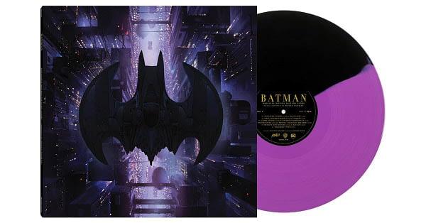 Mondo Vinyl Release Batman 1989 2
