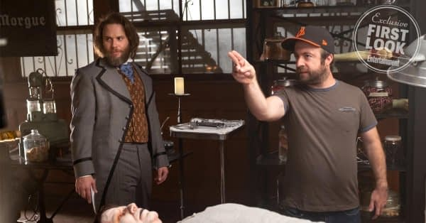 Drunk History Christmas Special 2019 Drunk History' Tackles