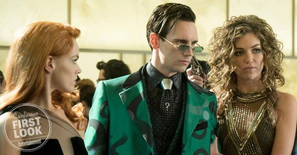 First Image of New Selina Kyle from Gotham Finale is Uncanny