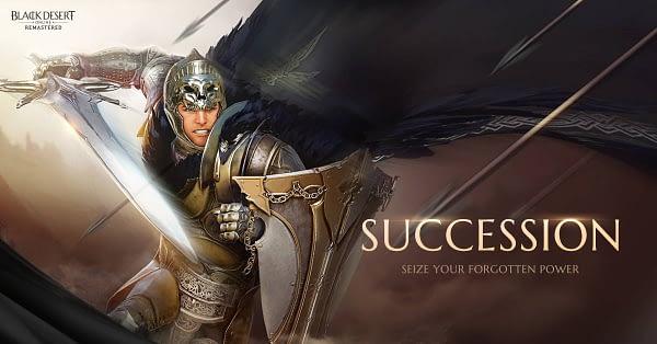 Black Desert Online Best Class 2020.Black Desert Online Revamps Classes With Succession Skills