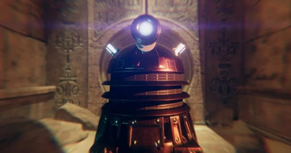 BBC Studios Announces New VR Game Doctor Who: The Edge Of Time