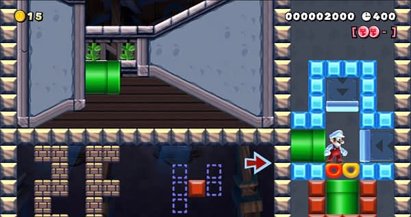 "Someone Made A First-Person Adventure In ""Super Mario Maker 2"""