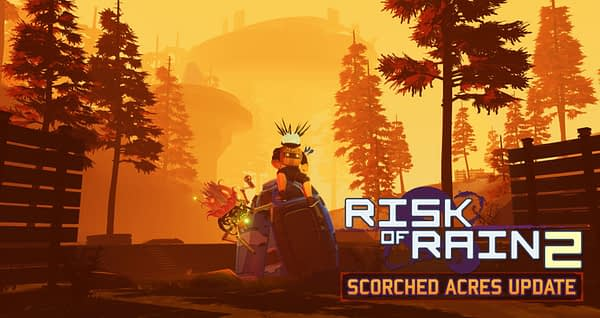 "Gearbox Releases Details For The ""Risk of Rain 2"" Scorched Acres Update"