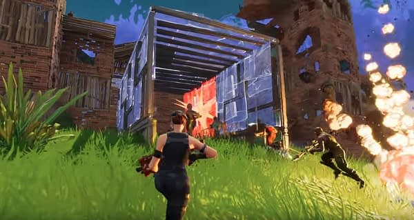 Fortnite's Version 3 0 Brings Faster Building and 60FPS to