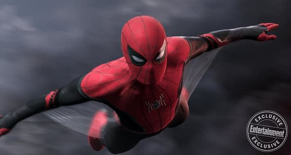 "Tom Holland, Jake Gyllenhaal's 'Spider-Man: Far From Home' Friendship ""Became a Problem"""