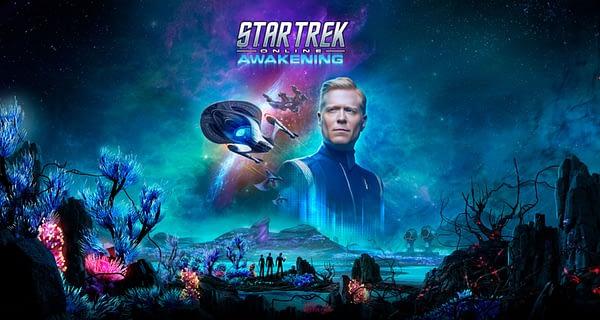 """Star Trek Online: Awakening"" Arrives on PS4 & Xbox One Today"