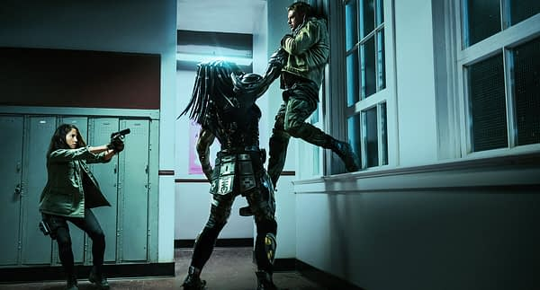 The Predator reboot