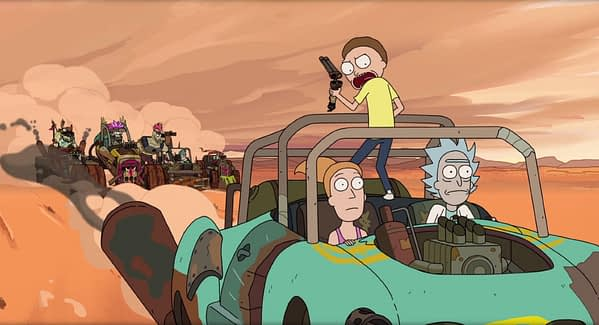 rick morty dan harmon season 4 tweet