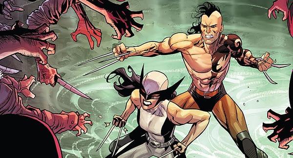 All-New Wolverine #30 cover by Dan Mora and Romulo Fajardo Jr.