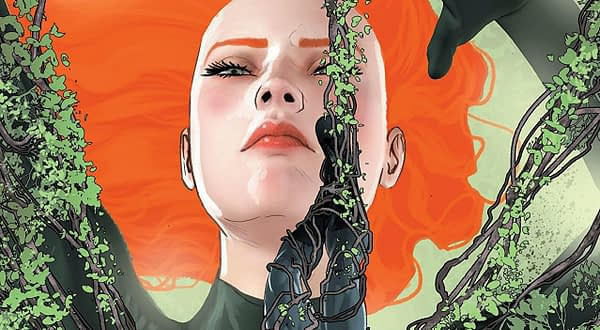 Batman #41 cover by Mikel Janin and June Chung
