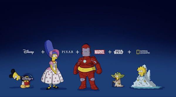 Simpsons Fans Rejoice- Correct Aspect Ratios Coming to Disney+