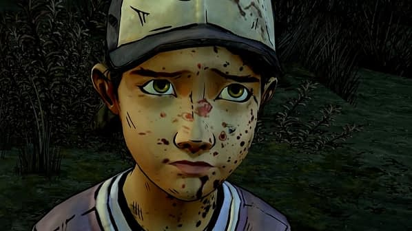 Clementine The Walking Dead Game
