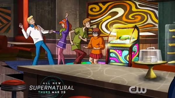 supernatural scooby doo crossover teaser