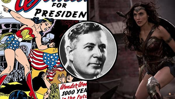 Wonder Woman - Willam Moulton Marston