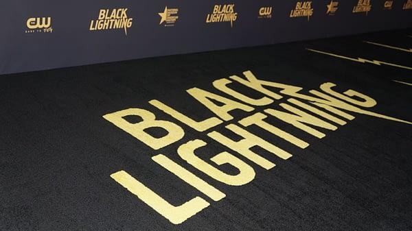 Black Lightning Premiere