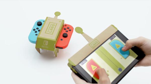 Nintendo Labo remote