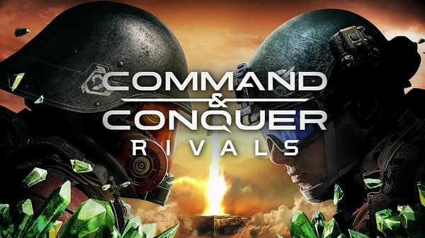 command and conquer: rivals
