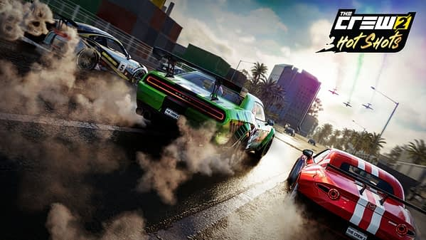 "Ubisoft's 'The Crew 2' Revs Up Your Game With ""Hot Shots"" Update"