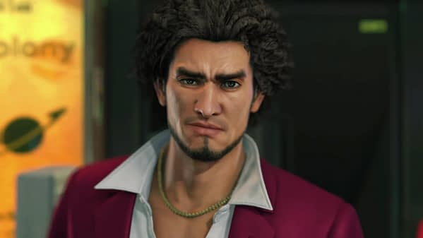 "The Next ""Yakuza"" PS4 Game Will Be Announced on July 10th"