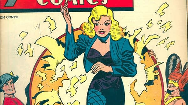 Flash Comics #86 and #92: The Rare and Elusive Black Canary