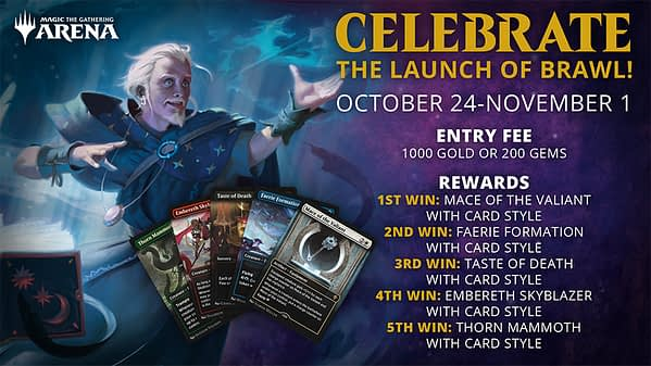 """Wizards' October """"State of the Game"""" for """"Magic: The Gathering: Arena"""""""