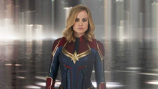 """Crystal Dynamics Confirms Captain Marvel Exists In """"Marvel's Avengers"""""""