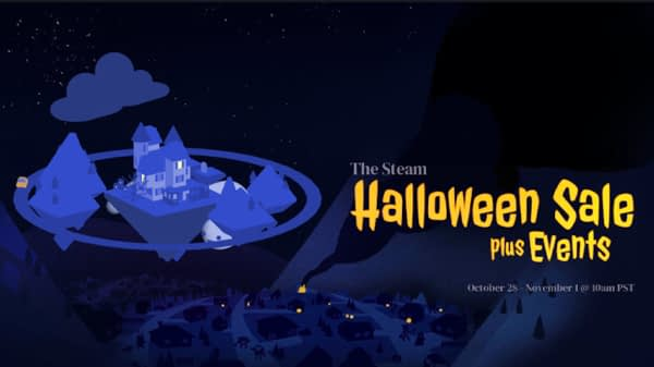 The Steam Halloween Sale is Going On Right Now