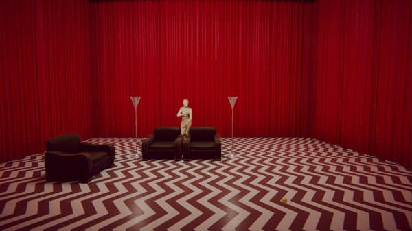 """Twin Peaks VR"" Is The"