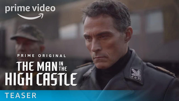 The Man in the High Castle Season 4 - Official Teaser   Prime Video