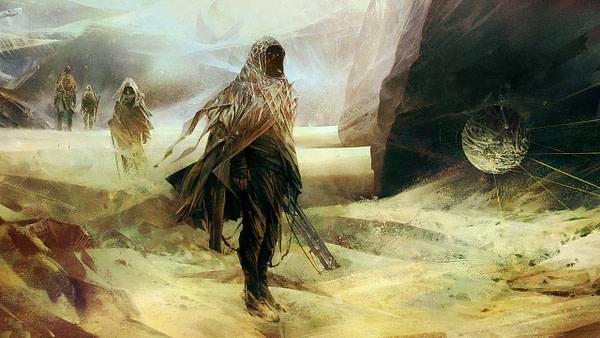 Daily 'Dune': Simon Goinard Designed 2 Different Sandworms for 2020 Film