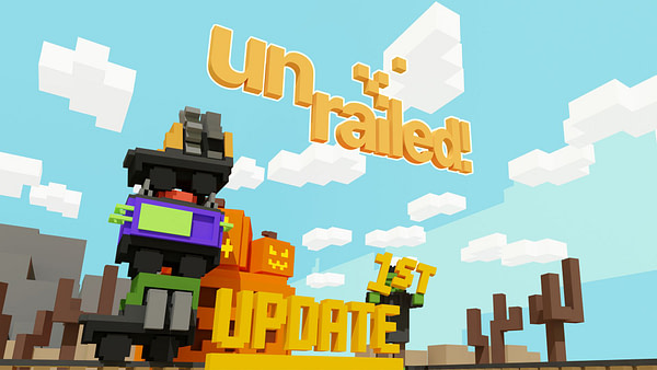 """""""Unrailed!"""" Receives It's First Content Update"""
