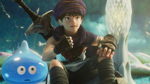 """Dragon Quest: Your Story"" Hits Netflix Next Month"