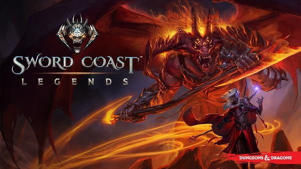 Sword Coast Legend - Key Art