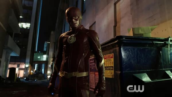 The Flash, top 20 stories of the week