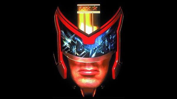 Judge Dredd - Stallone - Banner