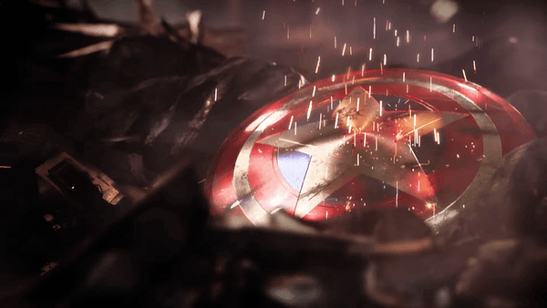 Marvel Square Enix Avengers Project