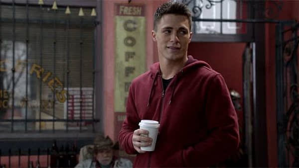 'American Horror Story' Season 7 Adds Arrow's Colton Haynes