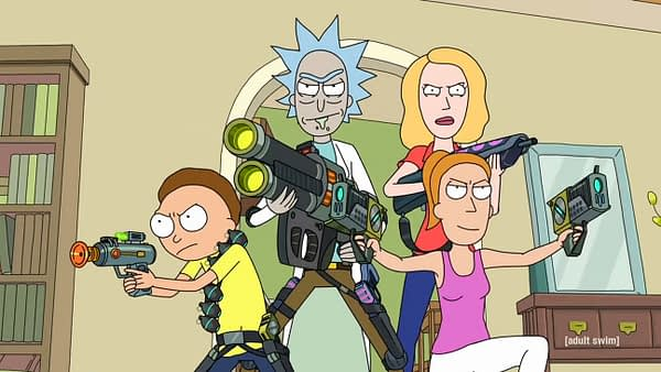 Mysterious Rick And Morty Live Stream Event Set For June 29th