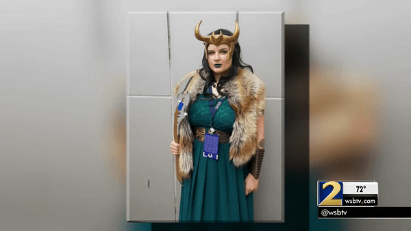 Loki Cosplay Saved Woman's Life After Chairs Thrown From 10th Floor Of Dragon Con Hotel