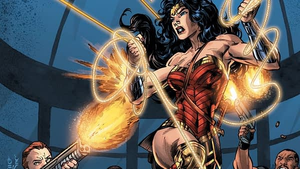 Cover to Wonder Woman #30 by Jesus Merino and Alex Sinclair