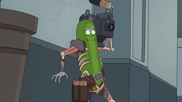 rick morty season 3 pickle rick