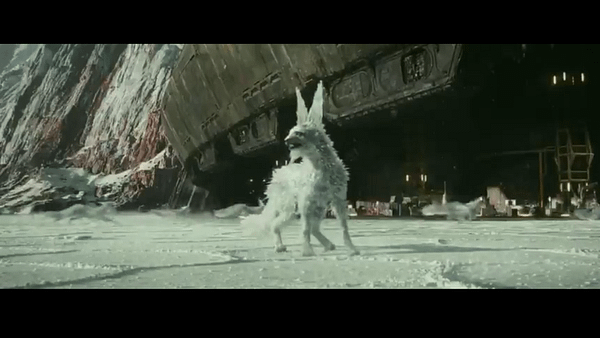 Star Wars The Last Jedi Trailer Screencap 6